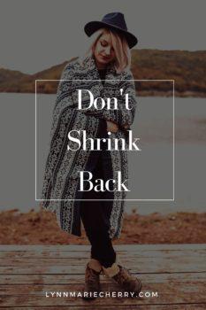 Don'tShrinkBack